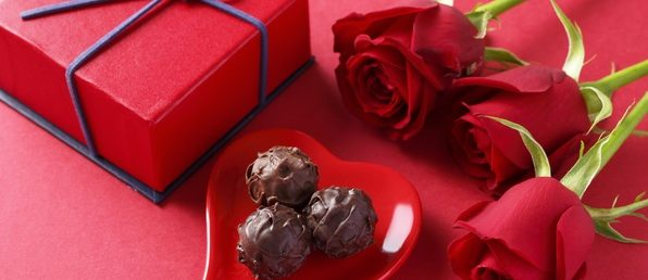 Roses Chocolate Treasures